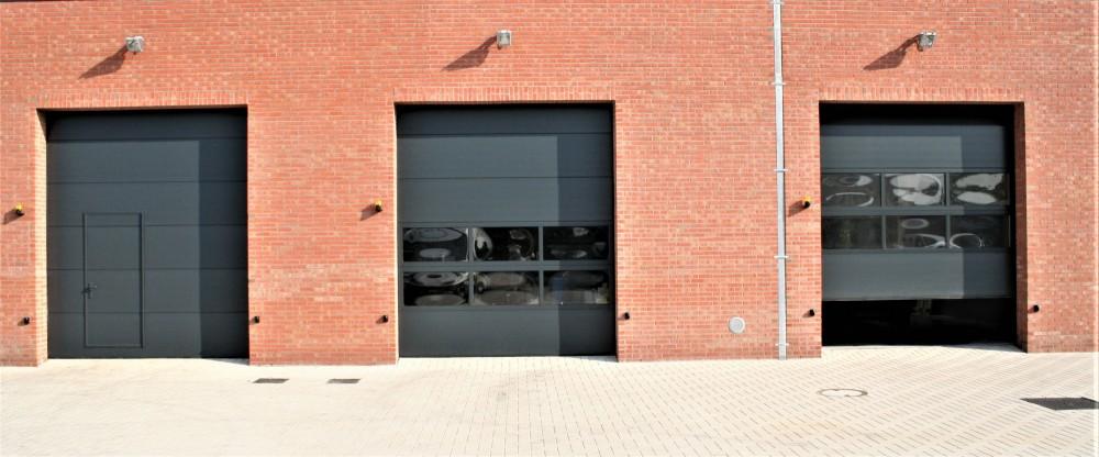 Insulated Door Panels For Industrial Sectional Doors
